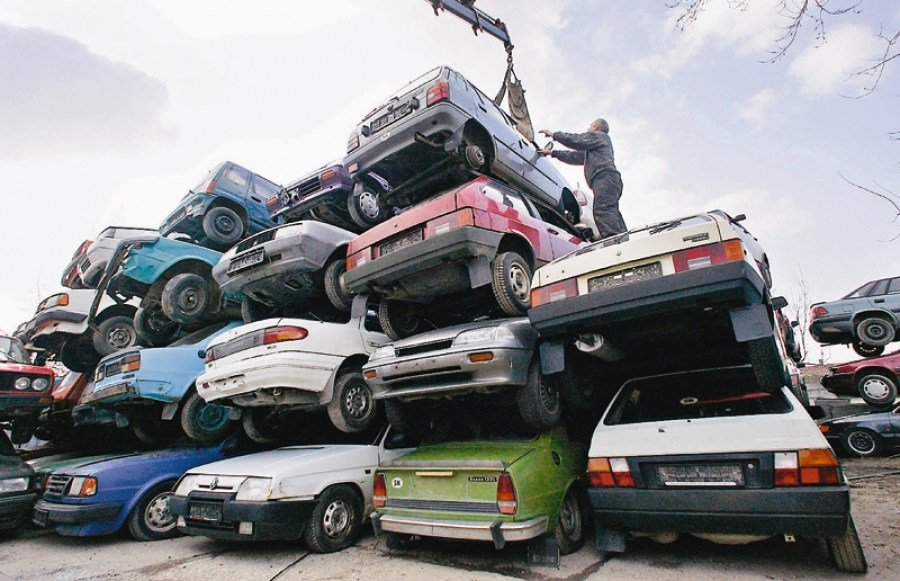Απόσυρση αυτοκινήτων 2018